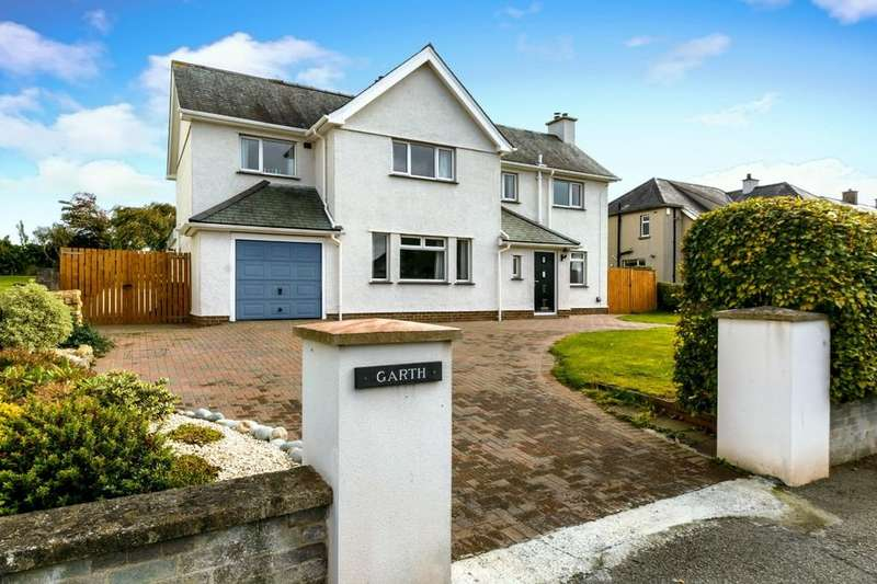 4 Bedrooms Detached House for sale in Caernarfon, Gwynedd, North Wales