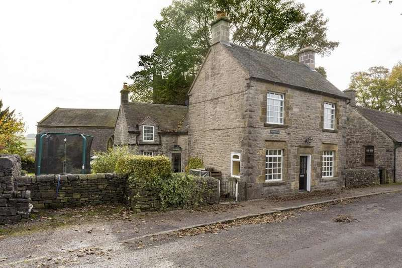4 Bedrooms Detached House for sale in Wetton, Ashbourne