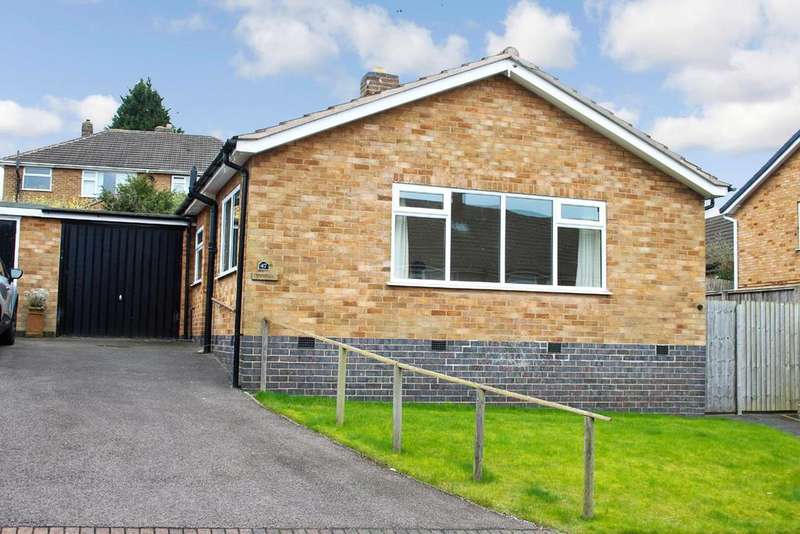 2 Bedrooms Detached Bungalow for sale in Forryan Road, Burbage
