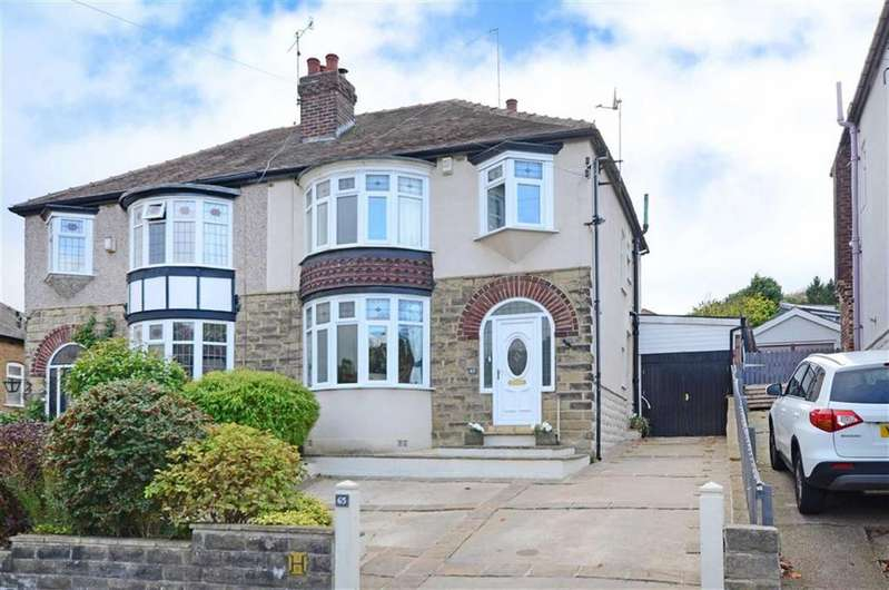 3 Bedrooms Semi Detached House for sale in Springfield Road, Millhouses, Sheffield, S7