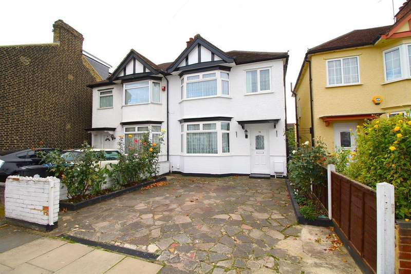 3 Bedrooms Semi Detached House for sale in Hinton Road, Edmonton, N18