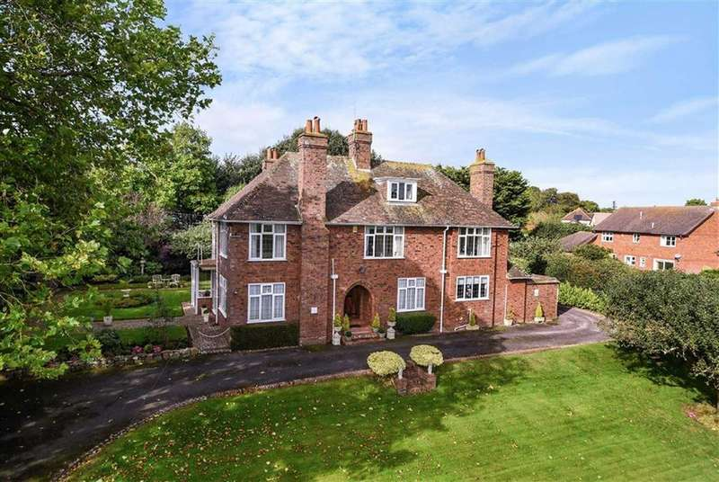 5 Bedrooms Detached House for sale in East Budleigh Road, Budleigh Salterton, Devon, EX9