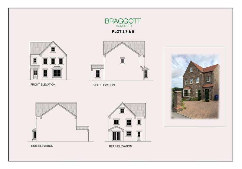 5 Bedrooms Detached House for sale in Chessington Gardens, Thorne Road, Edenthorpe, Doncaster