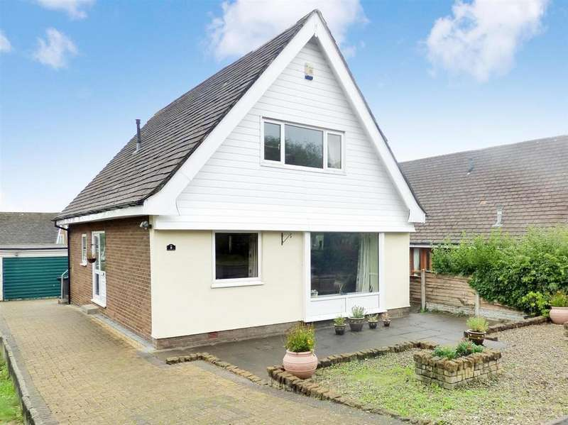 3 Bedrooms Detached House for sale in Borwick Close, Warton, Carnforth