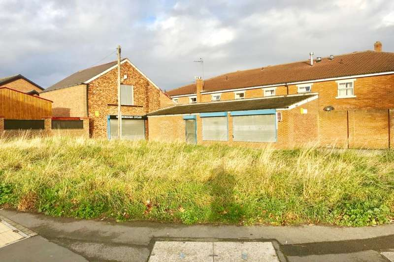 Land Commercial for sale in Northgate, Guisborough, TS14