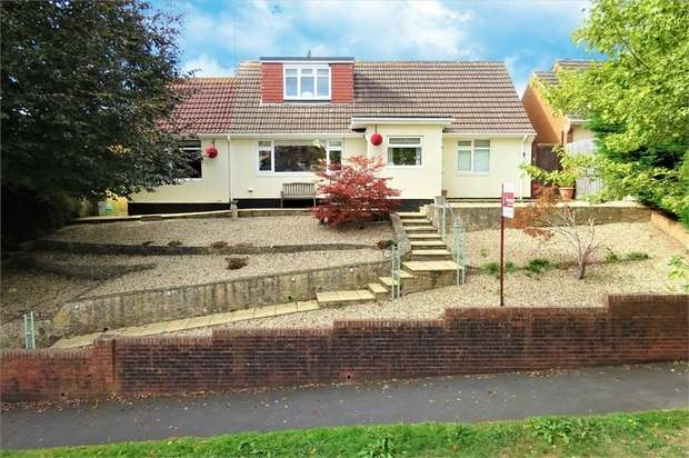 4 Bedrooms Chalet House for sale in Sweetbrier Lane, Heavitree, EXETER, Devon