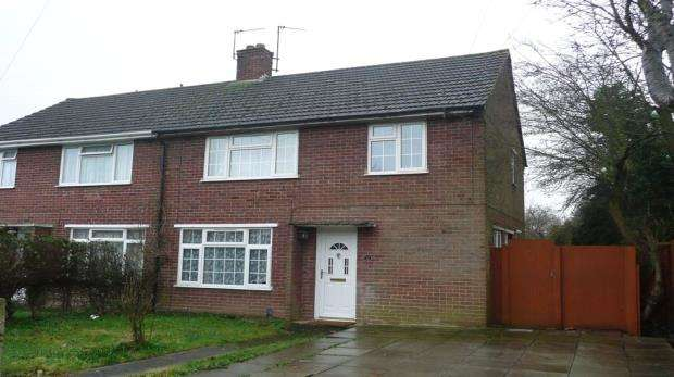 3 Bedrooms Semi Detached House for sale in Virginia Way, Reading, Berkshire