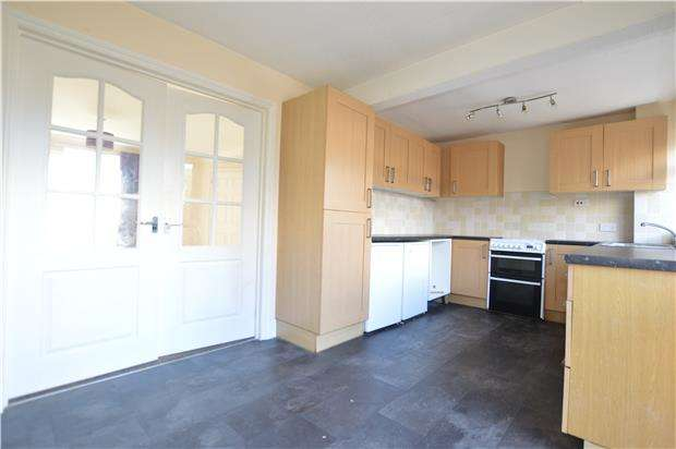 3 Bedrooms Terraced House for sale in Bredon, Yate, BRISTOL, BS37 8TE
