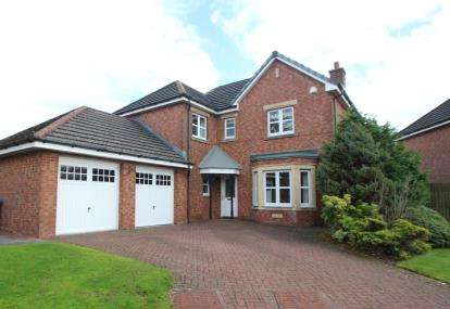 4 Bedrooms Detached House for sale in Polden Avenue, Lindsayfield