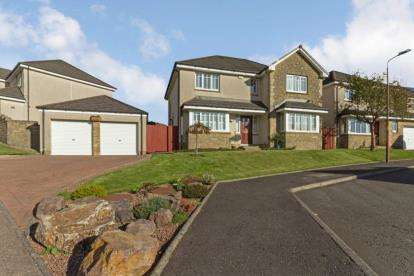 4 Bedrooms Detached House for sale in Macalpine Court, Tullibody
