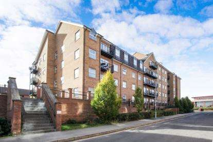 1 Bedroom Flat for sale in The Academy, Holly Street, Luton, Bedfordshire