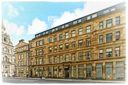 1 Bedroom Flat for sale in South Frederick Street, Merchant City, Glasgow