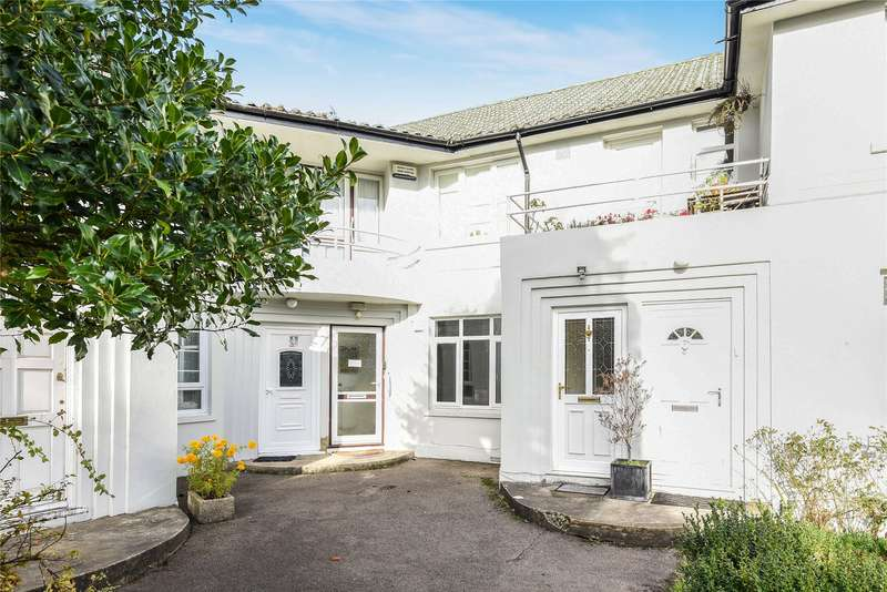 3 Bedrooms Maisonette Flat for sale in Florida Court, Bath Road, Reading, Berkshire, RG1
