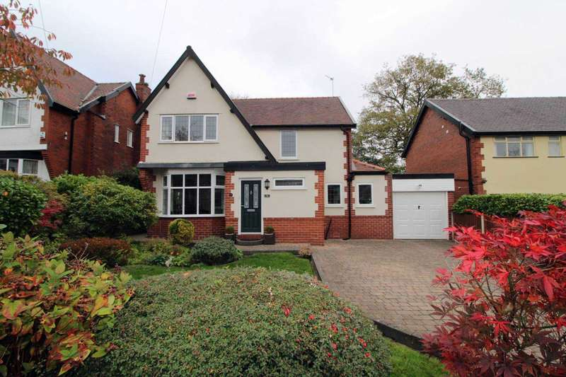4 Bedrooms Detached House for sale in Somerdale Avenue, Bolton