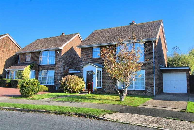 4 Bedrooms Detached House for sale in Lindfield Avenue, Seaford, East Sussex