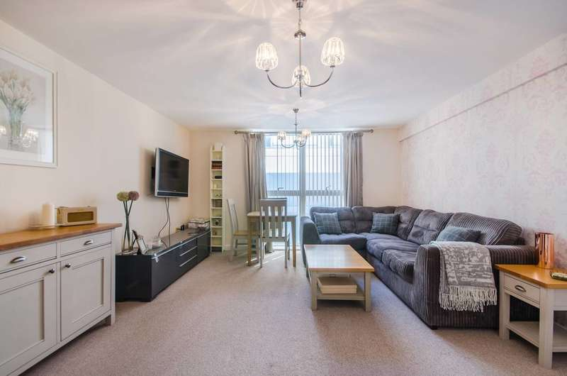 2 Bedrooms Flat for sale in Banning Street, Greenwich, SE10