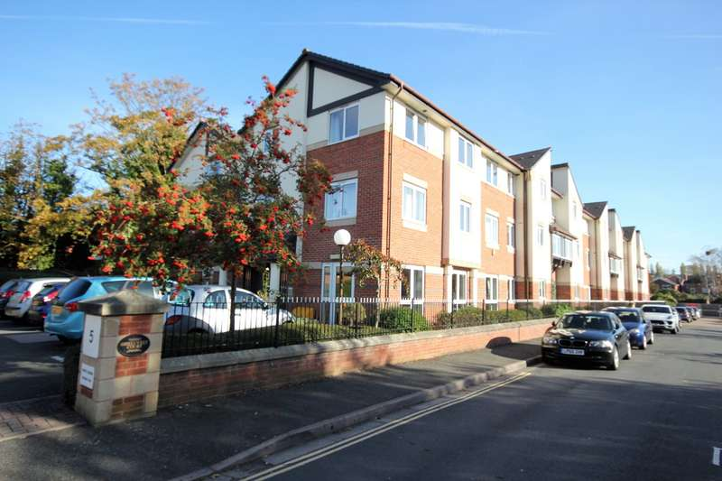 1 Bedroom Retirement Property for sale in Brook Street, Barbourne, Worcester, WR1