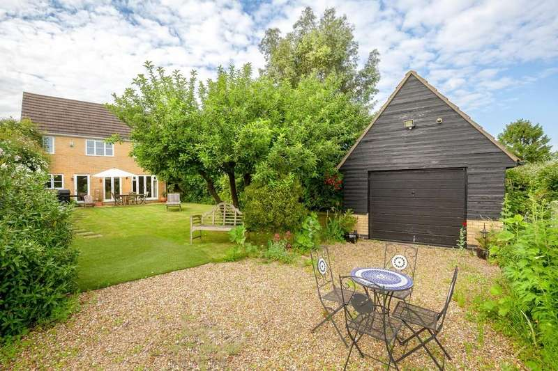 5 Bedrooms Detached House for sale in Farm Close, Boxworth, Cambridgeshire, CB23