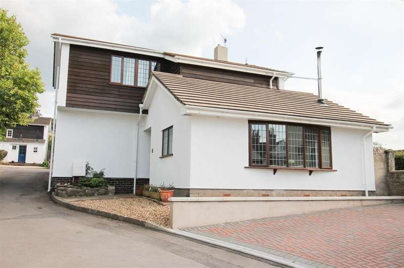 4 Bedrooms Detached House for sale in Fairfield Close, Backwell, North Somerset, BS48 3PS