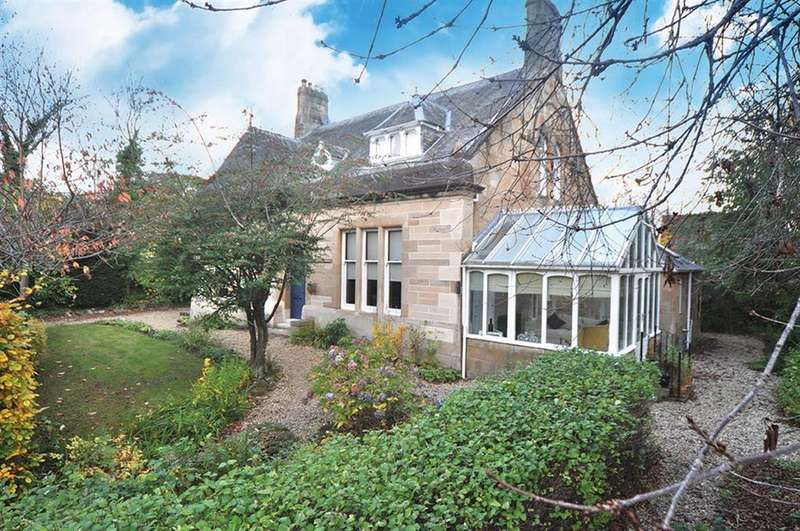 4 Bedrooms Detached House for sale in 'Sunnyside', 38 Maxwell Drive, Pollokshields, G41 5DU