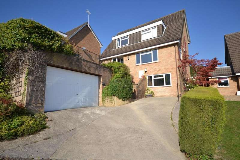 4 Bedrooms Detached House for sale in Burnt Oak, Dursley, GL11 4HD