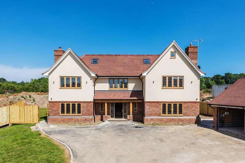 6 Bedrooms Detached House for sale in Tithepit Shaw Lane, Warlingham