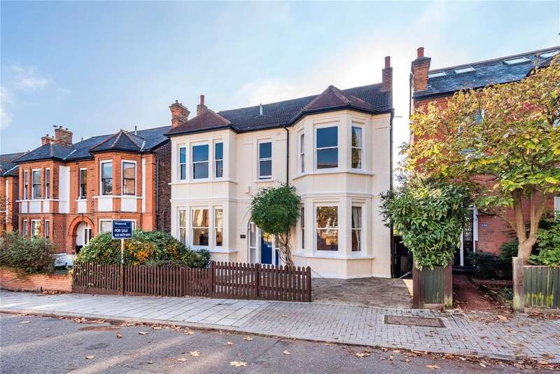 5 Bedrooms Detached House for sale in Thornlaw Road, West Norwood, London, SE27