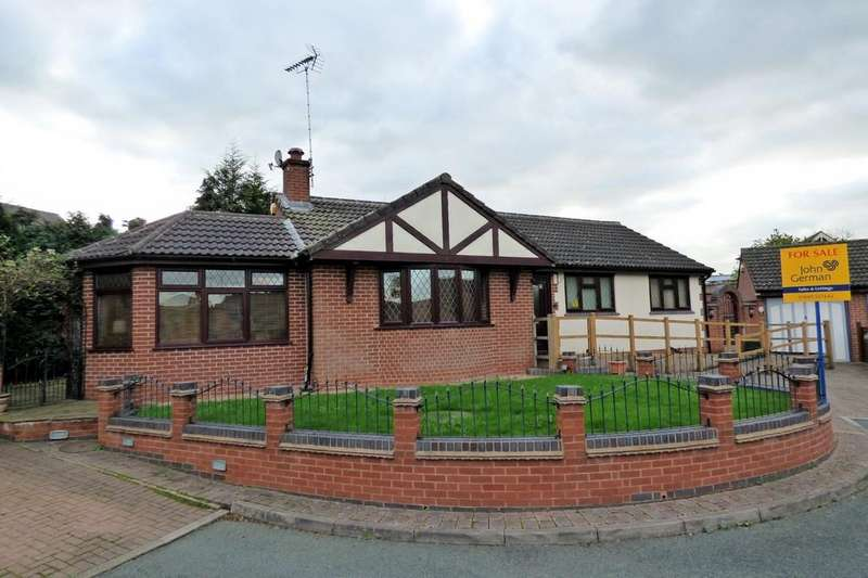 3 Bedrooms Detached Bungalow for sale in Fountain Road, Draycott In The Clay
