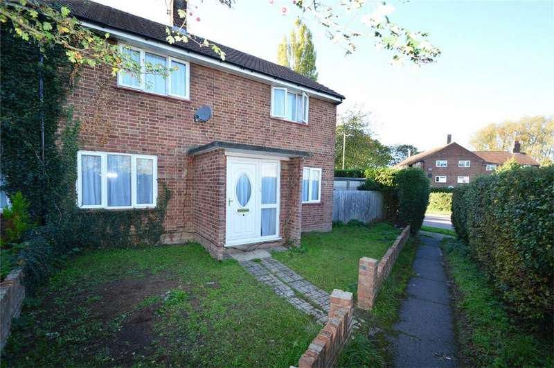 3 Bedrooms End Of Terrace House for sale in Great North Road, HATFIELD, Hertfordshire