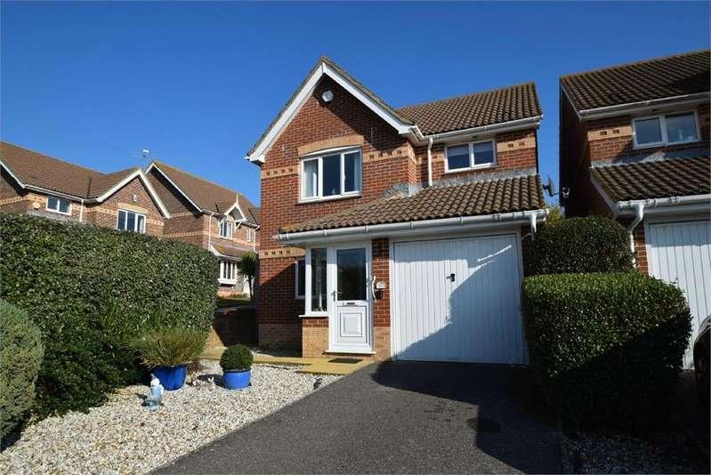 3 Bedrooms Detached House for sale in Castle Bolton, Eastbourne, East Sussex