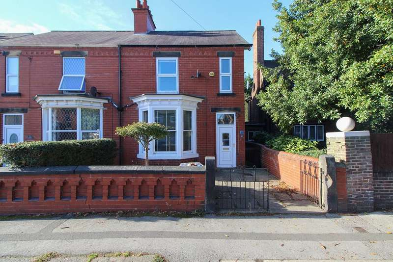 3 Bedrooms Semi Detached House for sale in Avenue Road, Chesterfield