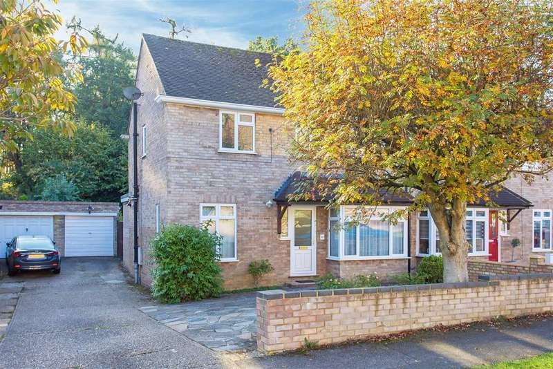 3 Bedrooms Semi Detached House for sale in Marys Mead, Hazlemere