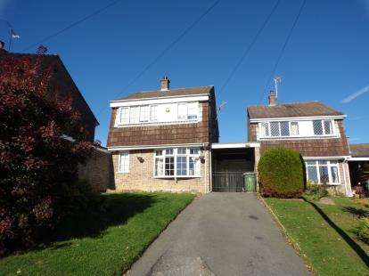 3 Bedrooms Link Detached House for sale in Valley View Road, Riddings, Alfreton, Derbyshire
