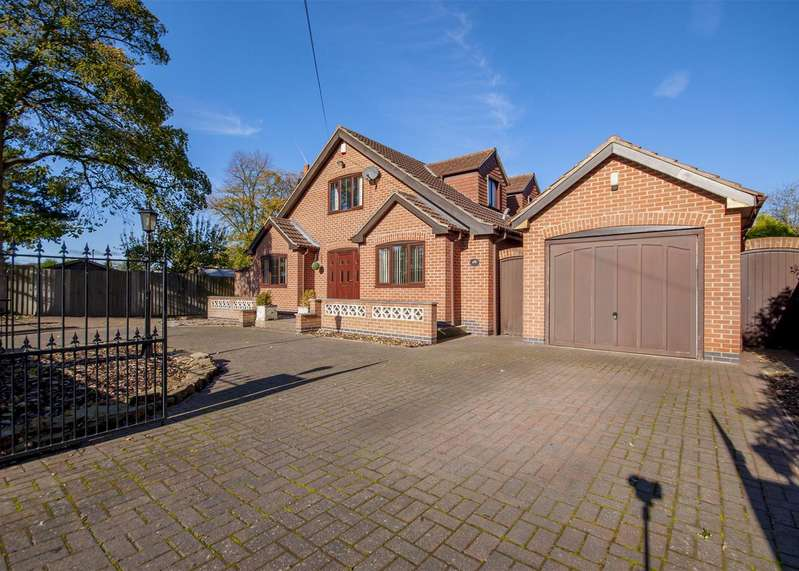 4 Bedrooms Detached House for sale in Haslemere Road, Long Eaton