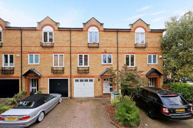 4 Bedrooms Town House for sale in Chiswick, London W4