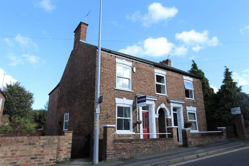 3 Bedrooms Semi Detached House for sale in Upgate, Louth, LN11 9HF