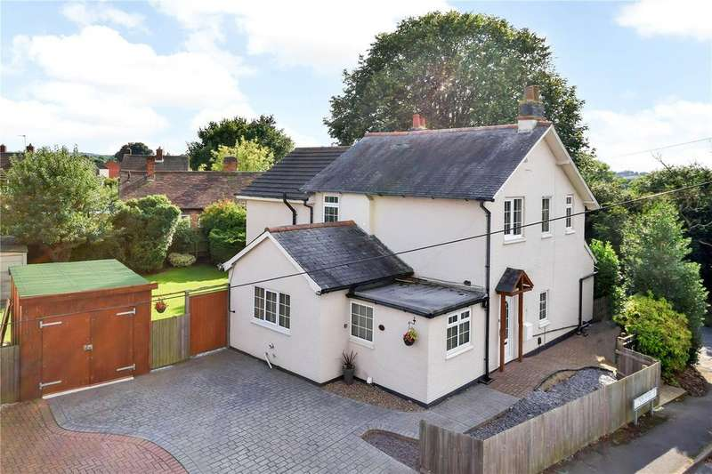 4 Bedrooms Detached House for sale in New Walk, Shepshed, Loughborough