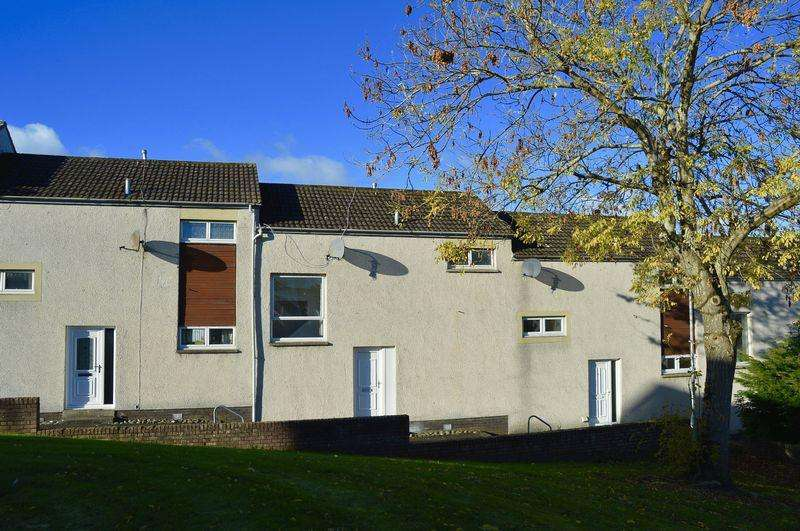 2 Bedrooms Terraced House for sale in Bracken Park, Ayr