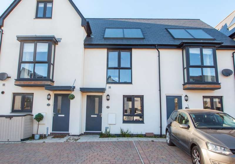 2 Bedrooms Terraced House for sale in Derriford, Plymouth