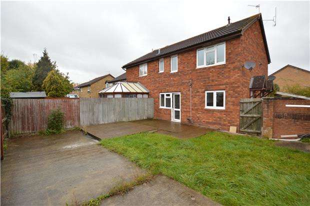 1 Bedroom Semi Detached House for sale in Wavell Close, Yate, BS37 5UN