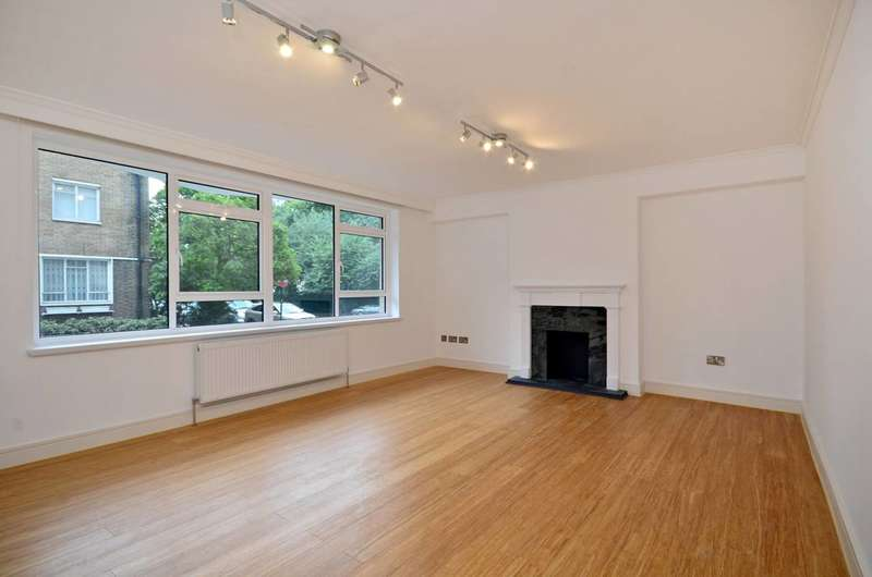 3 Bedrooms Flat for sale in Clifton Place, Hyde Park Estate, W2