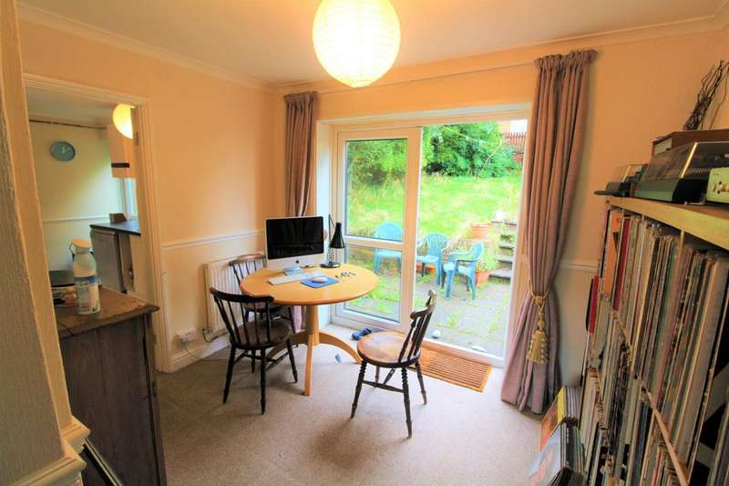 3 Bedrooms End Of Terrace House for sale in Trinity Road, pontnewydd, Cwmbran, NP44
