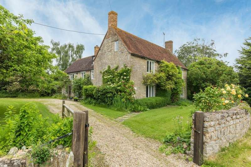 4 Bedrooms Country House Character Property for sale in Lower End, Piddington, Bicester