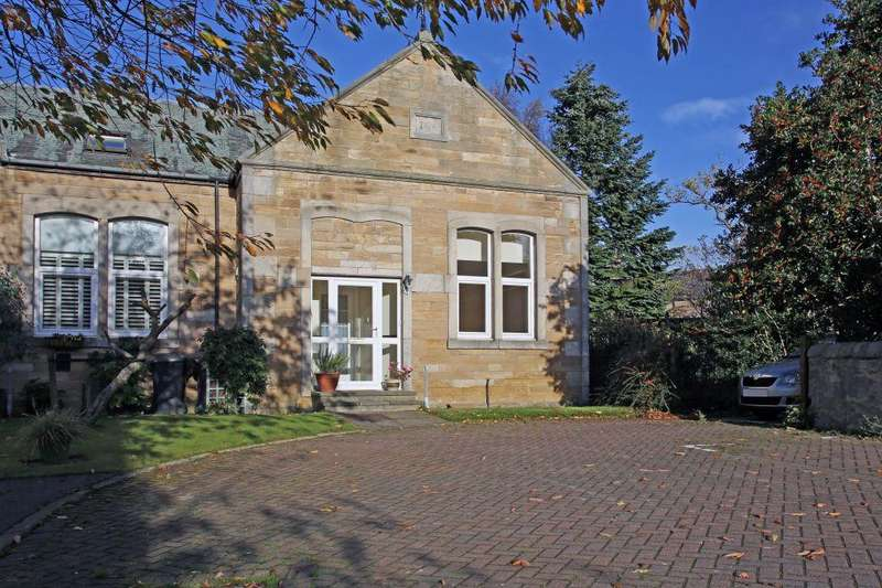 2 Bedrooms End Of Terrace House for sale in 4 Schoolyard Court, Roslin, EH25 9PQ