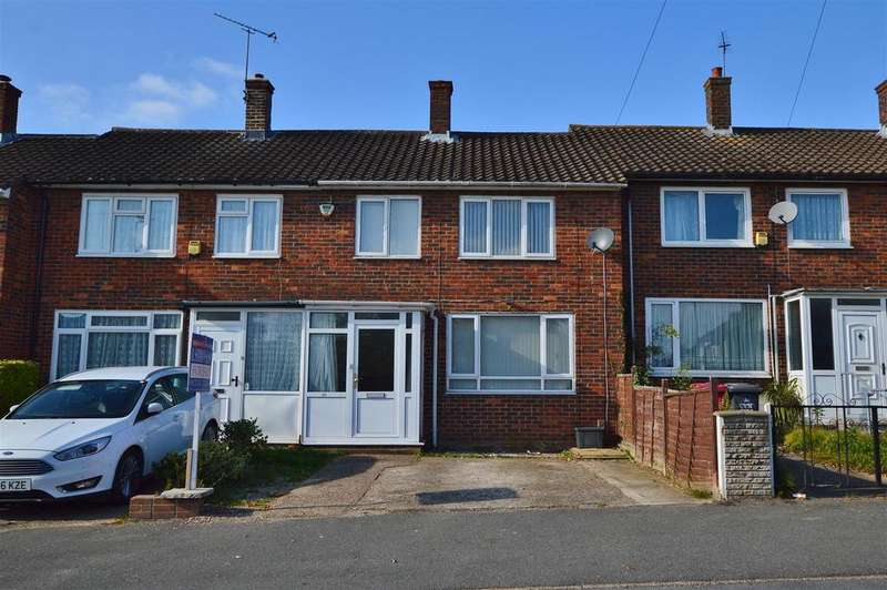 2 Bedrooms Terraced House for sale in Long Readings Lane, Slough