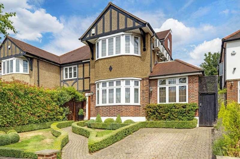 5 Bedrooms House for sale in Beechwood Avenue, Finchley, London, N3