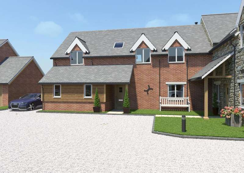 4 Bedrooms Link Detached House for sale in Hinton Close, East Claydon