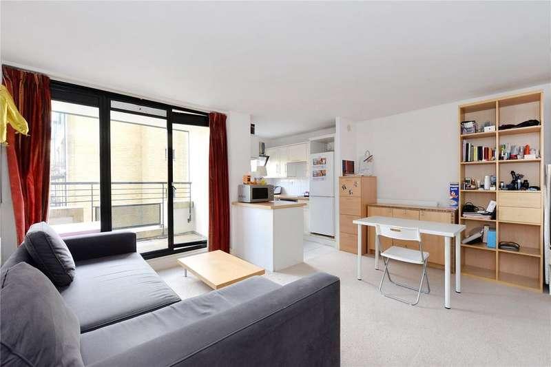 Studio Flat for sale in Chart House, 6 Burrells Wharf Square, London