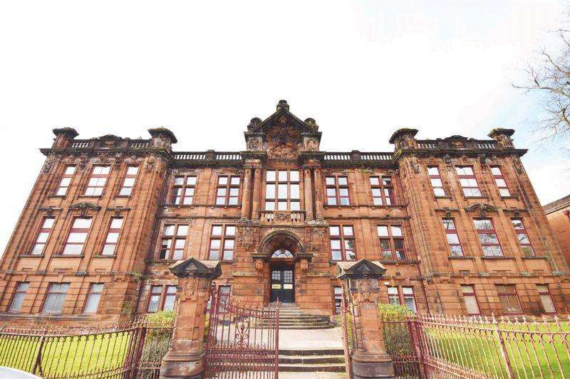 2 Bedrooms Apartment Flat for sale in 33 Academy Apartments, Elmbank Avenue, Kilmarnock