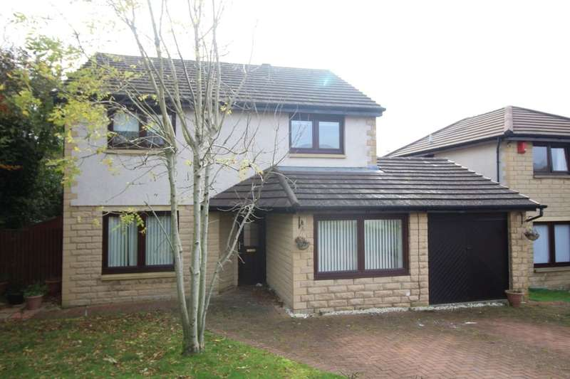 4 Bedrooms Detached House for sale in Swift Place, East Kilbride, Glasgow, G75